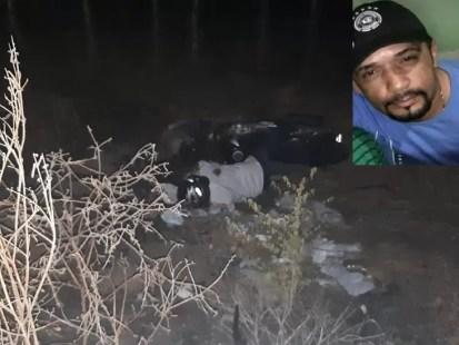 Image result for Homem é morto na frente da esposa e do filho em Venturosa