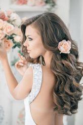 penteados de casamento com flores 4