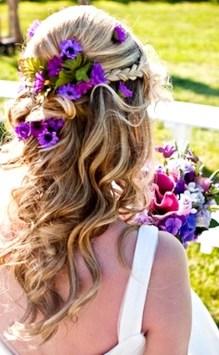 penteados de casamento com flores 8