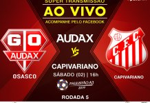 Audax e Capivariano
