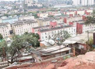 Reintegração de posse na Cohab V