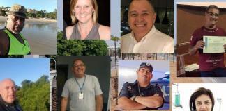 Atuando na linha de frente do combate à Covid-19, os profissionais de saúde, e também os de segurança, estão mais expostos ao contágio e arriscam suas vidas para cuidar do próximo.