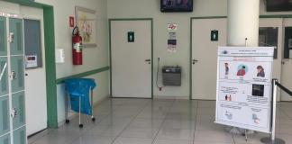 O Hospital Municipal de Barueri Dr. Francisco Moran (HMB) aprimorou ainda mais o atendimento a casos suspeitos ou confirmados de Covid-19