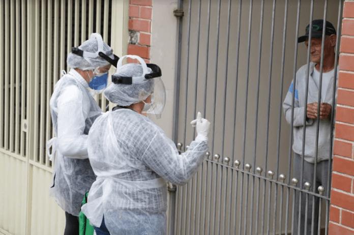 Medida propõe diminuir a transmissão do coronavírus