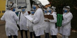 A Prefeitura de Carapicuíba, lançou o 'Bloqueio de Contágio' que visa bloquear a propagação do Covid-19, através da realização de testes rápidos em todos os moradores da casa de munícipes já confirmados com o vírus.