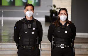 Seguranças do metrô de São Paulo utilizarão câmeras nos uniformes