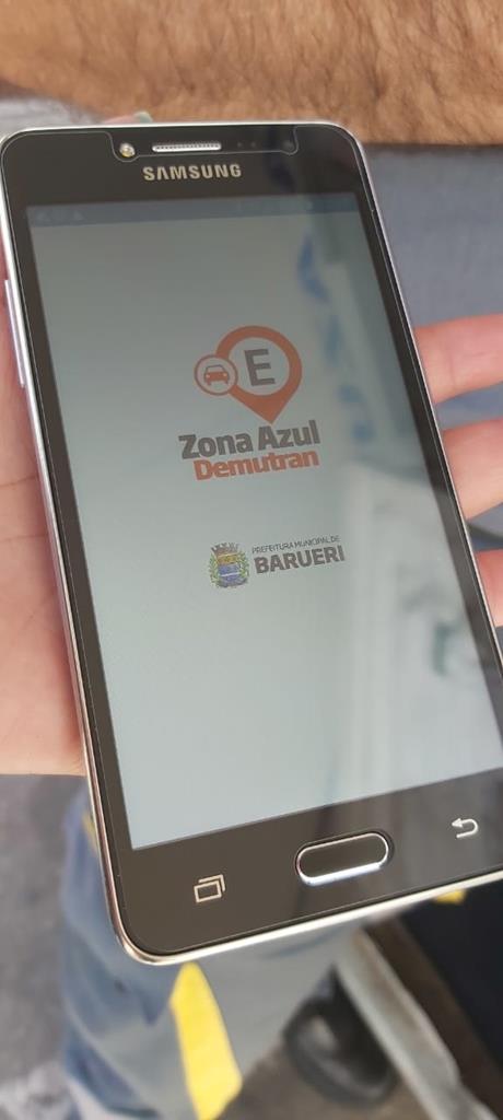 Em Barueri Zona Azul Digital começa a funcionar em caráter piloto