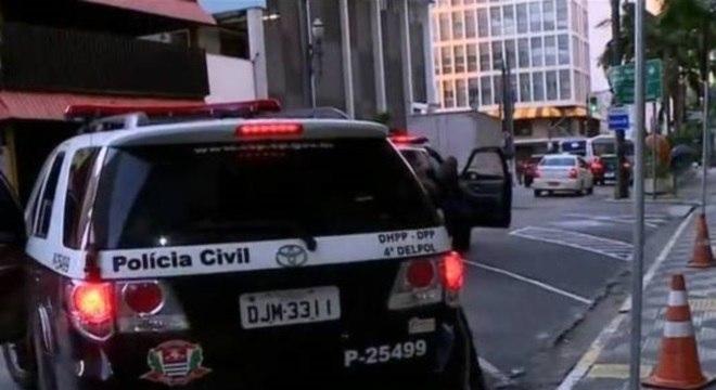Polícia Civil de SP realiza prisões em operação contra sequestradores