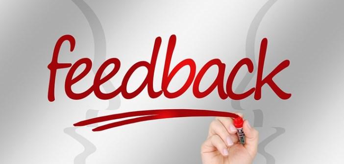Feedback – Como dar e receber um Feedback
