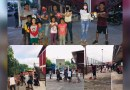 Apoya comuna en labores de limpieza en el Albergue del Migrante en Coahuayana