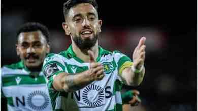 Photo of Sporting goleia Santa Clara e sobe a terceiro na I Liga de futebol
