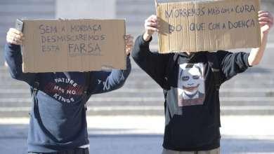 Photo of Empresários manifestam-se hoje pela reabertura de bares e discotecas