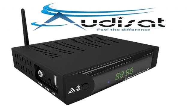 Audisat A3 Plus