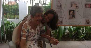 15 anos de Alzheimer e Detinha continua firme…