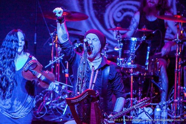 Eluveitie: ingressos para a 'Origins Brazilian Tour' em abril quase esgotados