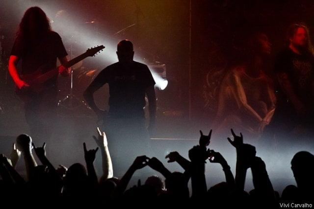 Meshuggah – Carioca Club – São Paulo/SP