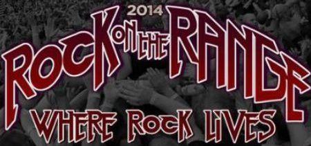 Rock on the Range: festival anuncia line-up da edição 2014