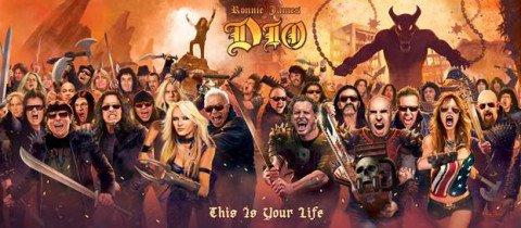 Dio: edição japonesa de CD tributo trará duas faixas bônus