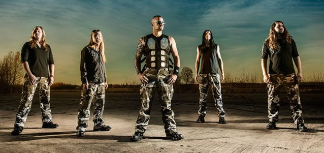 "Sabaton: inédita ""Resist and Bite"" ganha lyric video"