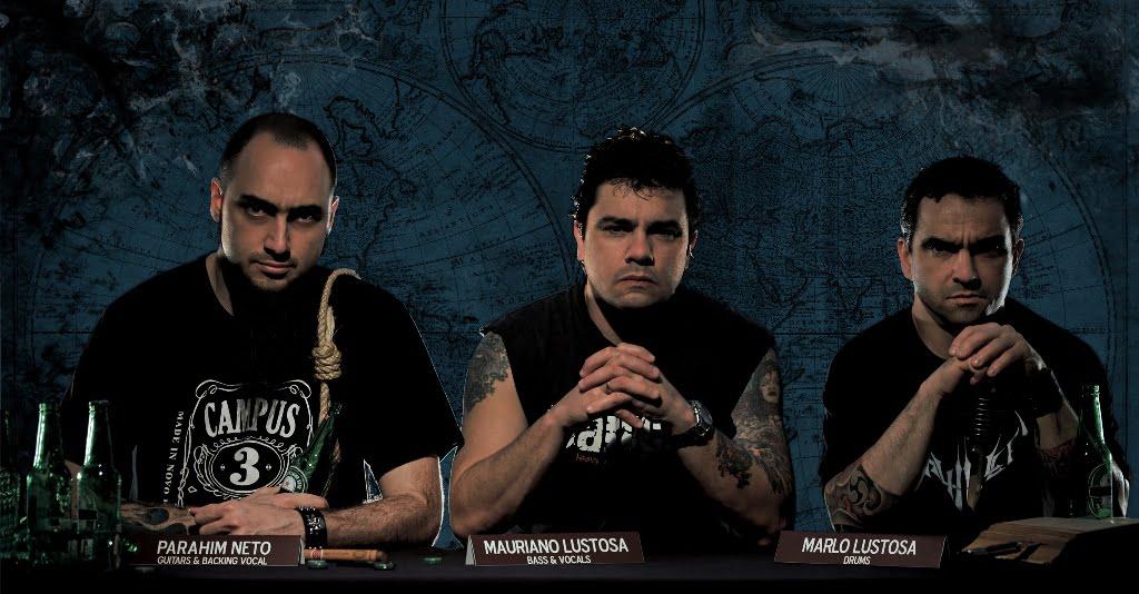 Carniça: banda anunciando projeto de crowdfunding