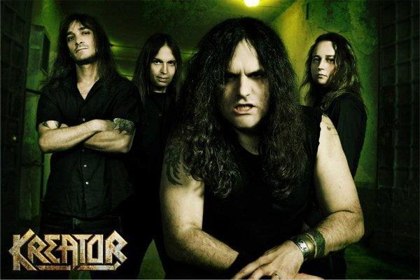 Kreator: anunciada turnê na Europa ao lado do Arch Enemy, Vader e Sodom