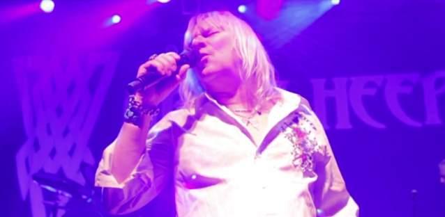 """Uriah Heep: lançado vídeo para a faixa """"One Minute"""""""