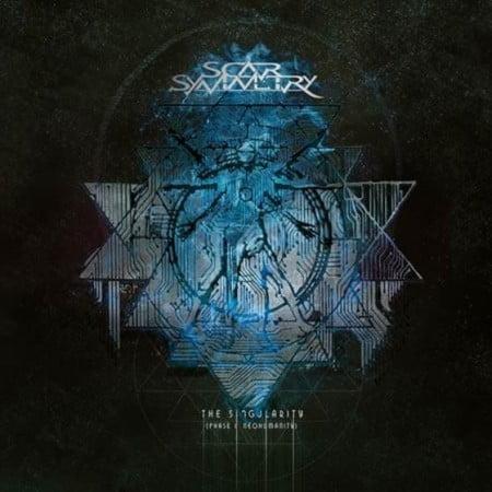 "Capa de ""The Singularity (Phase 1 - Neohumanity)"", novo álbum do Scar Symmetry"