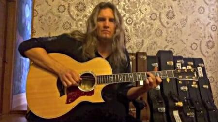 Joel Hoekstra substitui Doug Aldrich no Whitesnake