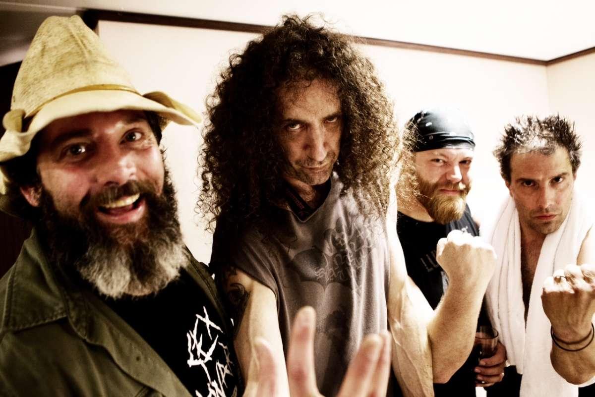 Brutal Truth: banda se apresenta pela primeira vez no Brasil
