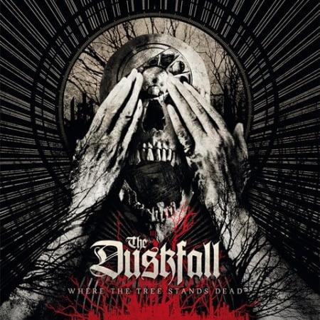 """Capa de  """"Where the Tree Stands Dead"""", novo álbum do The Duskfall"""