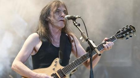 Malcolm Young (Foto: Charles Brewer)