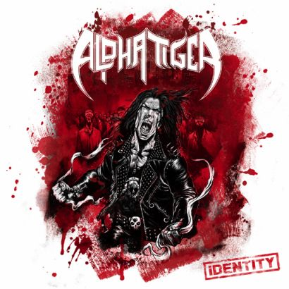 """Capa de """"iDENTITY"""", novo disco do Alpha Tiger"""