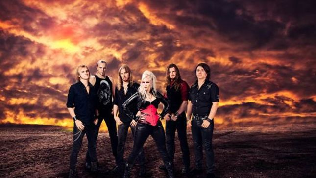 Battle Beast: capa e track list do novo álbum dos finlandeses
