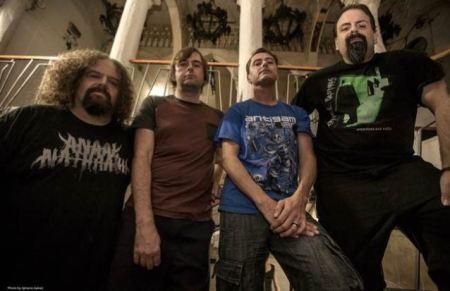 Napalm Death (Foto: divulgação)