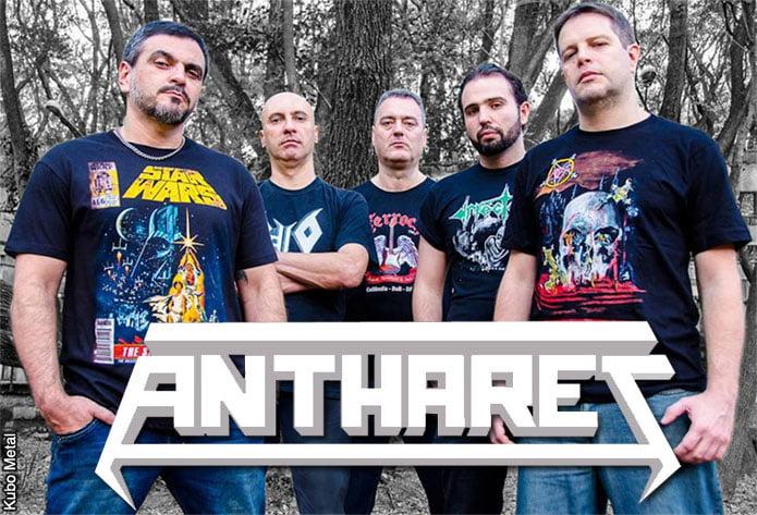 """Anthares: anunciado o show de lançamento de """"O Caos da Razão"""""""