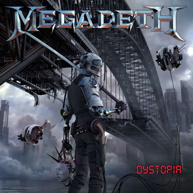 "Megadeth: novo single ""The Threat Is Real"" disponível para audição"