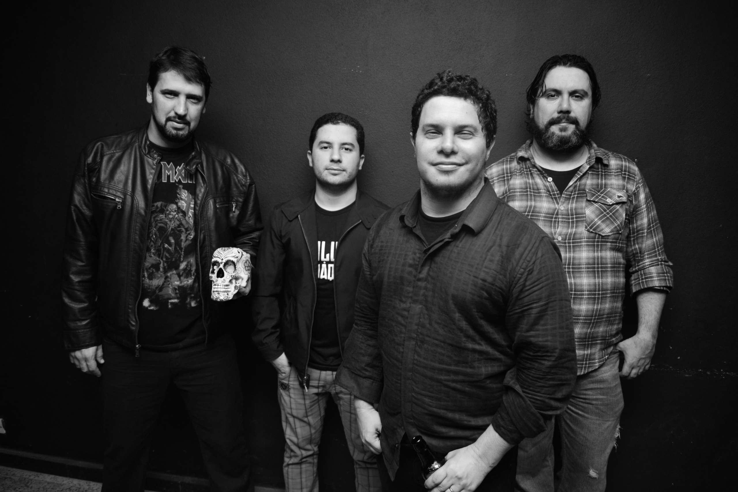 Mariachiis: banda vence festival de bandas autorais no Café Aurora
