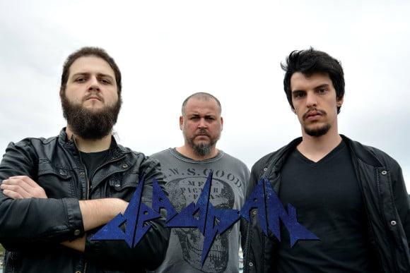 Deadpan: banda apresenta seu novo web site oficial