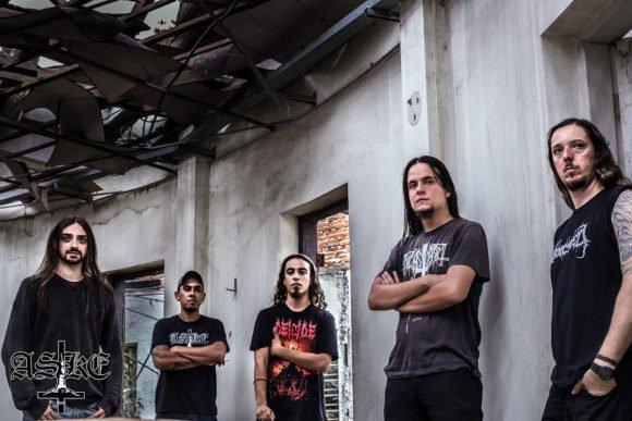 Aske: banda faz a convocação para o show no Coletivo La Migra Fest de março