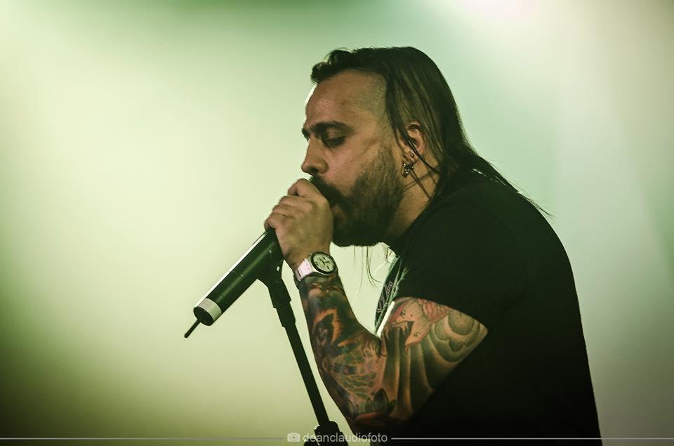 Leandro Caçoilo: vocalista se apresenta com a Seventh Seal em show de despedida do Dr. Sin em SP
