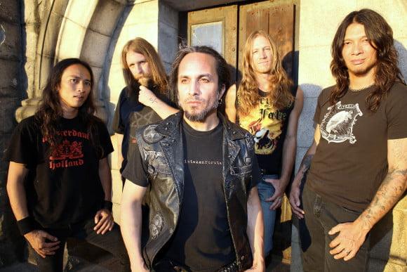 "Death Angel: disponível segundo single do álbum ""The Evil Divide"""