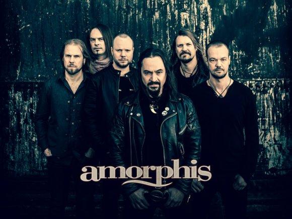 Amorphis: ingressos de camarote esgotados em São Paulo
