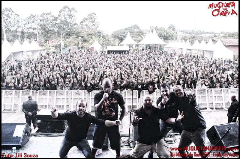 Muqueta na Oreia e Dead Fish: bandas são as atração de festival na região metropolitana de SP