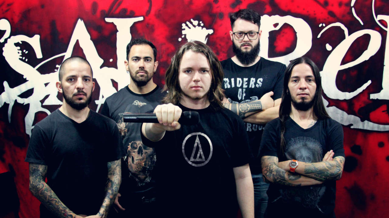 It's All Red: banda anuncia parceria com a empresa Audio-Technica