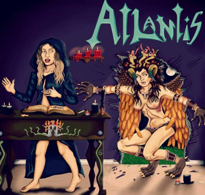 Atlantis – Summoning the Witch