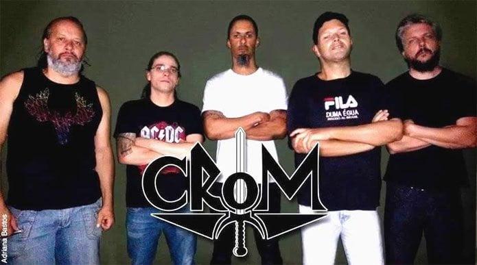 Crom: banda anuncia novo lineup