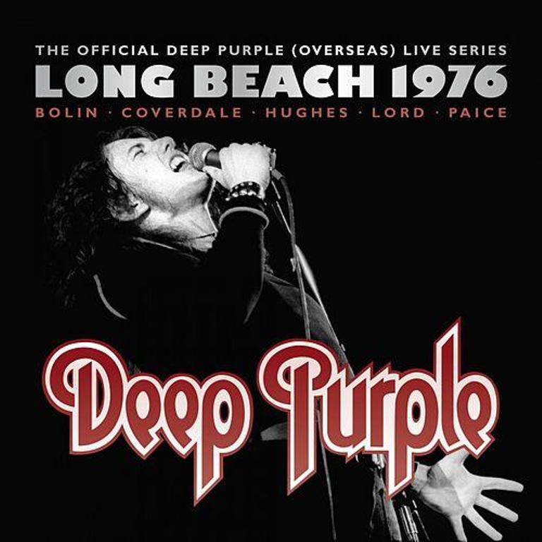 Deep Purple – Live In Long Beach 1976