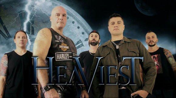 Heaviest: banda confirma show com King of Bones e Seventh Seal no Gillans Inn em Dezembro
