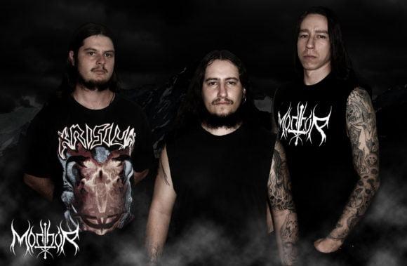 Morthur: banda é atração no Necroptich Festival
