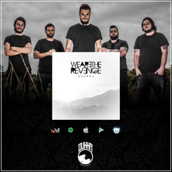 We Are The Revenge: álbum de estreia disponível nas plataformas digitais